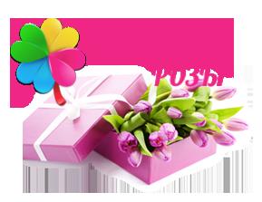 Доставка цветов хабаросвк прикольный подарок жене на новый год