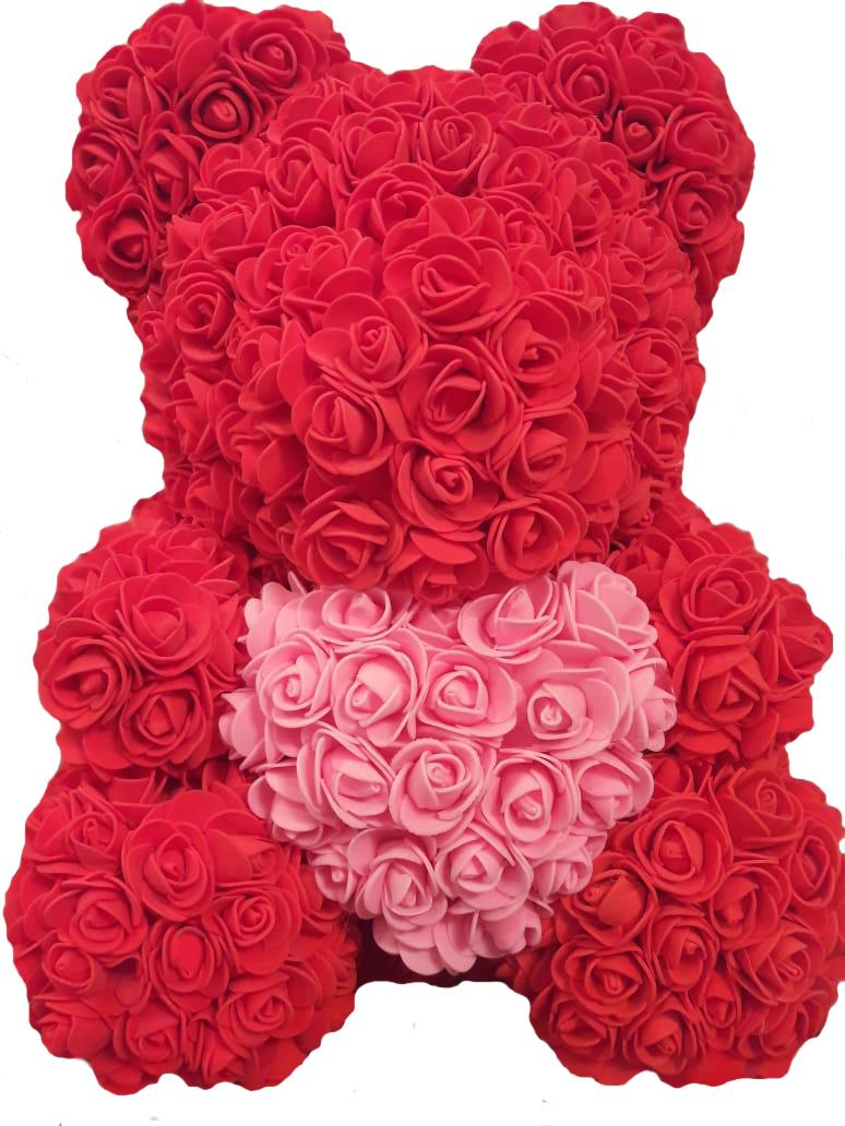 картинки про сердечки из роз