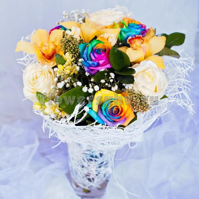 Заказ цветов онлайн хабаровск купить розы штамбовые оптом украине